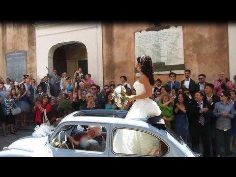 LA MUCHACA ITALIANA VIENE A CASARSE