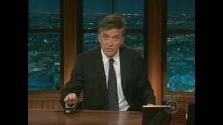 Late Late Show with Craig Ferguson 10/07/2008 Thandie Newton, Barry Sonnenfeld, Jim Bianco