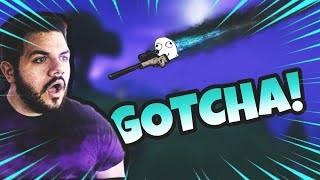 OpTic CouRage GOT SNIPED BY THE METEORITE?! | Fortnite Funny Moment
