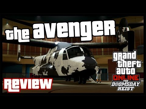 Is the Avenger worth buying? GTA Online Doomsday Heist DLC review
