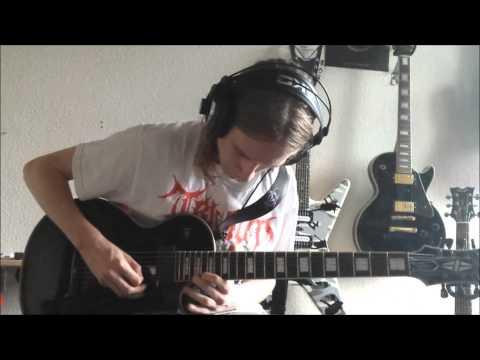 Trivium - Kirisute Gomen Guitar Cover