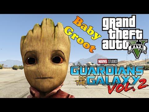 Baby Groot 1.0