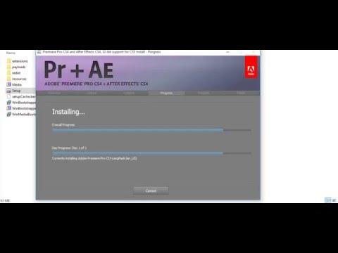 Активация программы Adobe Premiere Pro CC 2015. 3