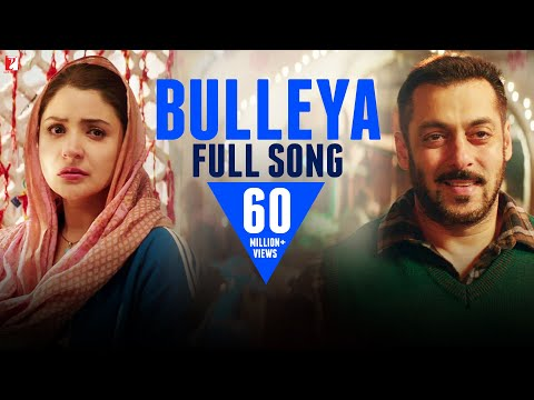 Bulleya Song | Sultan | Salman Khan | Anushka Sharma | Papon