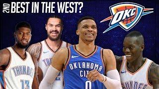 Das zweitbeste Team im Westen? Oklahoma City Thunder - Saisonvorschau