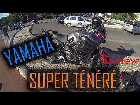 Yamaha Super Ténéré Review & Testdrive