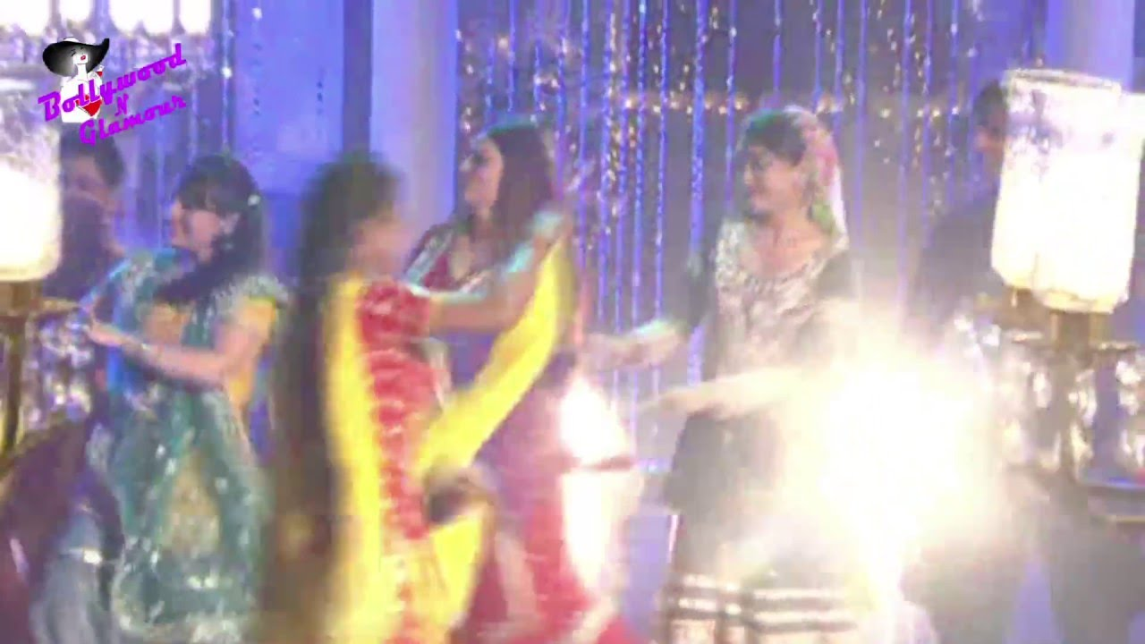 Qubool Hai Asad And Zoya Dance Video On location of ''Quboo...