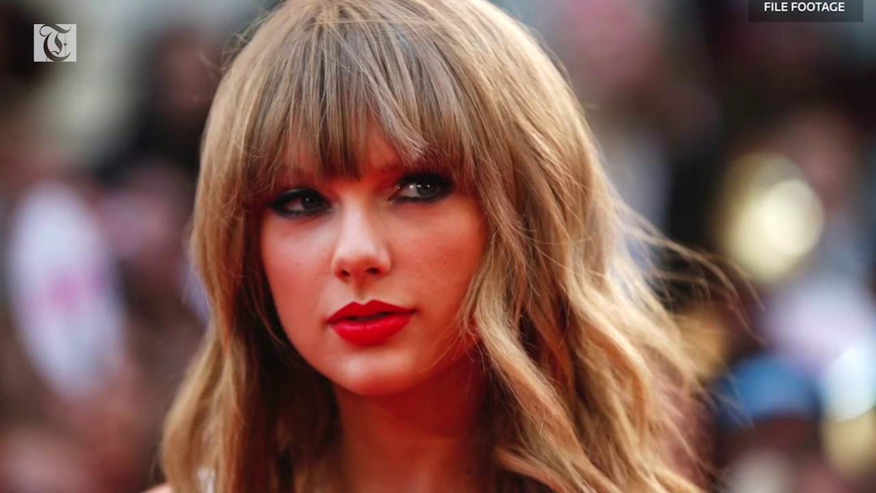 Taylor Swift in federal court over groping allegation