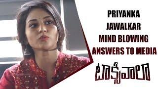 Taxiwaala Heroine Priyanka Jawalkar Interview | #AnanthapurPilla | Filmylooks