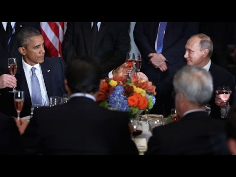 Obama, Putin meet amid rising tensions