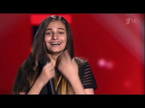 The Voice Kids Russia 2016. Helena (Хелена Мерааи) — «Fallin'». Голос Дети 3