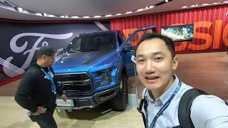 เยือนบูธ Ford ในงานเซี่ยงไฮ้ ออโต้โชว์ 2019