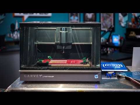 Tested: Carvey Desktop CNC Machine Review