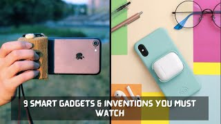 Smart & Useful Gadgets You Must Try - Vol 105