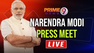 PM Narendra Modi Addresses Public Meeting Over 2019 Poll Results LIVE | Prime9 News LIVE