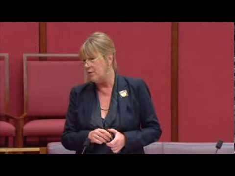 Senator Lin Thorp slams Coalition Government over Gonski