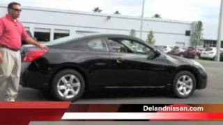 2008 Nissan Altima 2.5 S COUPE FOR SALE  - P8404 .m4v