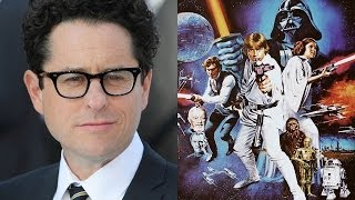J.J. Abrams Shares Why He Took Over STAR WARS Script