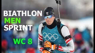 BIATHLON WOMEN PURSUIT 18.03.2018 World Cup 8 Holmenkollen (Norway)