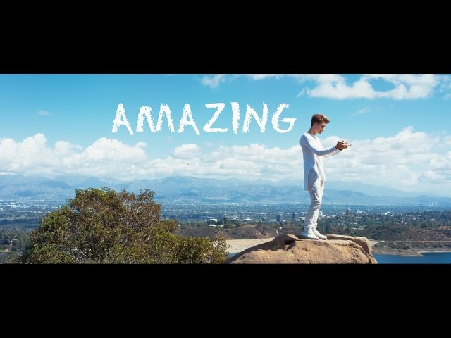Christian Collins - AMAZING Official Music Video