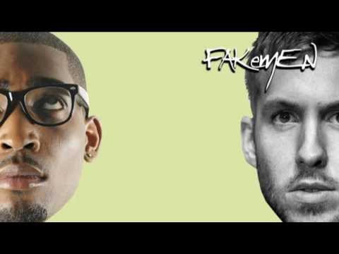 Calvin Harris ft. Tinie Tempah - DRINKING FROM THE BOTTLE // Traduzione ITA Asganaway