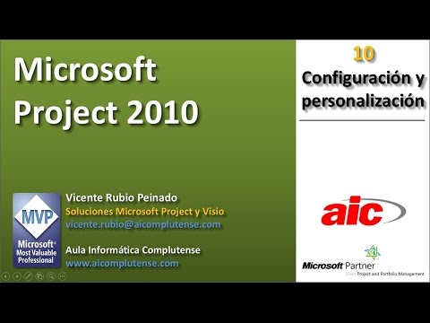 10 - Project 2010
