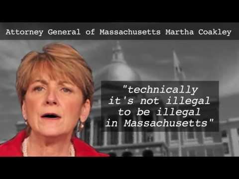 Attorney General of Massachusetts Martha Coakley