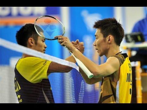 Lee Chong Wei Vs Lin Dan - Final Badminton All England Open 2009