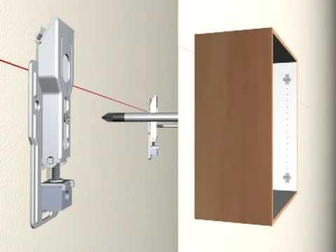 Avinom Cabinet Hanging System Ch20 Youtube