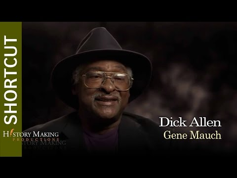 Short Cuts: Phillies star Dick Allen on the unique approach of manager Gene Mauch. Visit our website at http://www.historyofphilly.com.