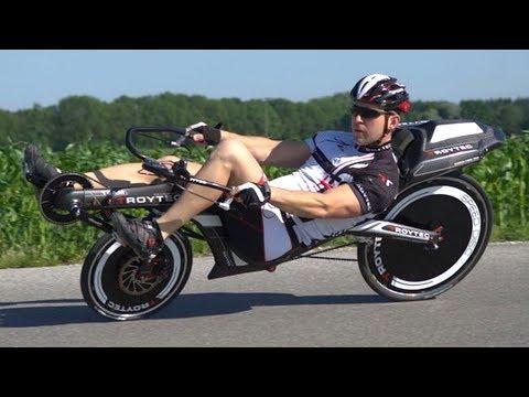 7 самых необычных и крутых велосипедов!