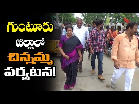BJP Purandeswari Speaks on Vishesh Sampark Abhiyan At Tenali | AP Political News | Indiontvnews