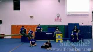 Seattle Parkour Performace (GYM)