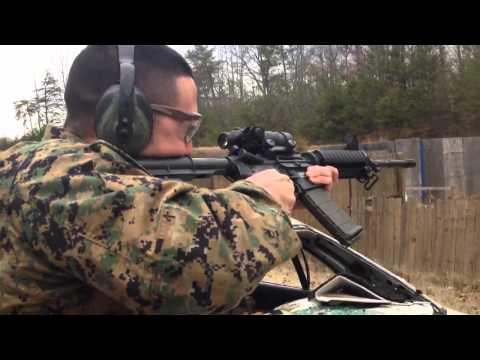 "Marine ""3 Gun Shoot"" course || JimmyDShea"