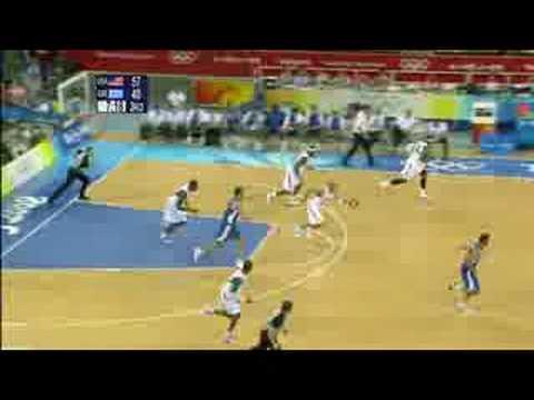 USA vs Greece - Men's Basketball - Beijing 2008 Summer Olympic Games