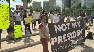 """Group Holds """"Not My President's Day"""" Rally"""