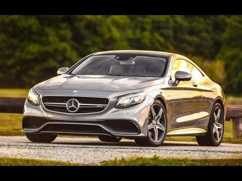 MotorWeek | First Look: 2015 Mercedes-Benz S Class Coupe