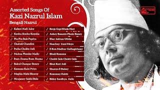 Best of Nazrul Geeti by Firoza Begum | Manabendra Mukherjee Bengali Songs