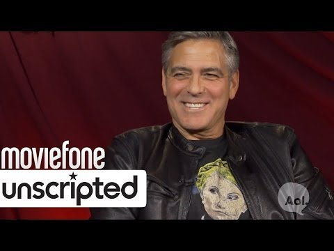 'The Monuments Men' | Unscripted | George Clooney, Matt Damon, Grant Heslov