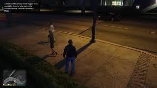 Grand Theft Auto V funny phone call