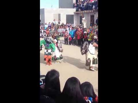 Hopi Buffalo Dance 2014