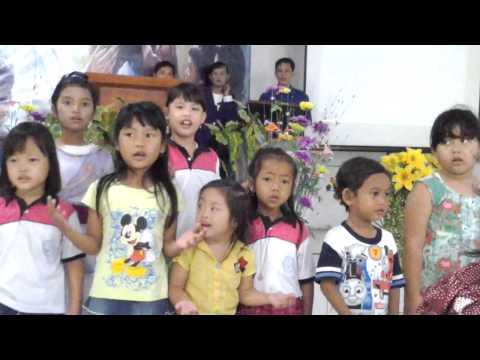 Ku Mau Cinta Yesus Selamanya by ※GKN Siloam※