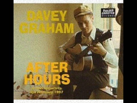 Davey Graham - Medley: She Moved Thru' the Bizarre/Blue Raga
