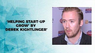 Helping Start-up Grow by Derek