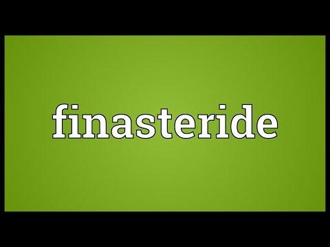 Header of Finasteride