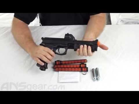 JT ER2 Pump Paintball Pistol Kit - Review