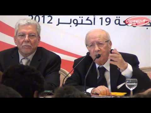 image vidéo السبسي: حتى حمادي الجبالي مستهدف بالفيديو المسرب