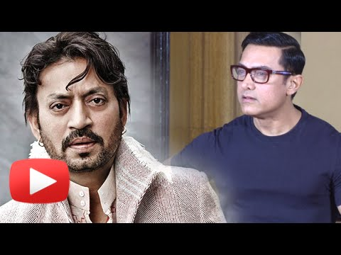 Aamir Khan REACTS on Irrfan Khan RELIGION Controversy   Ramzan Fast And Sacrifice