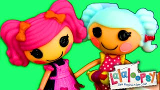 Mini Lalaloopsy Berry's Kitchen and Marina Anchors Bubble Fun Playset Unboxing and Toy Review