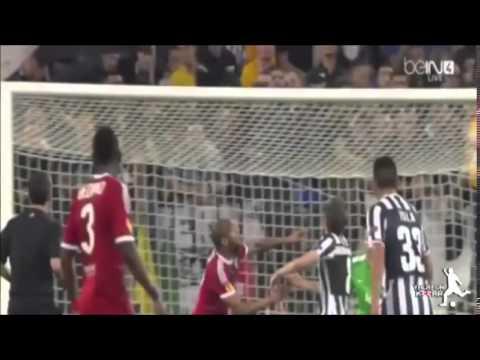 Juventus 2 - Lyon 1 (Europa League, 4° de final -Vuelta- Global: 3-1)